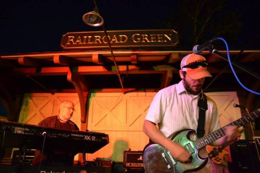 Railroad Green is a Summer Tradition