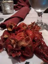 Ken Salmon - Chef at Upstream Grille Makes AWESOME Mudbugs!