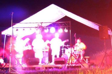 White Hot Set at Strange Days Motorcycle Festival