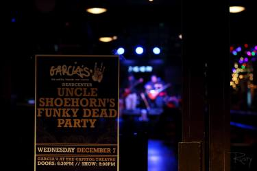 Our debut at Garcia's