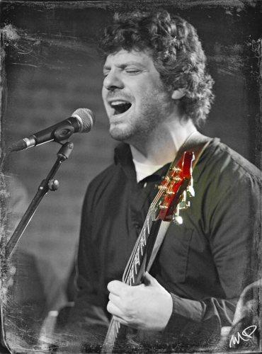 Matt Price captures Toddy Singing Soulfully