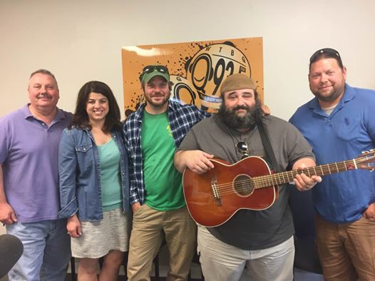At WTBQ Radio