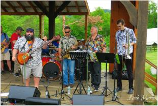 Uncle Shoehorn's Funky Dance Party Horn Section