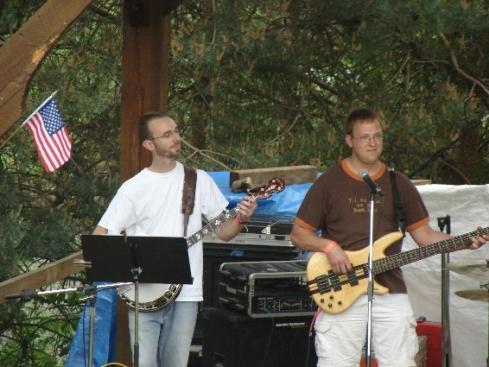 Ryan Muehlbauer on Banjo