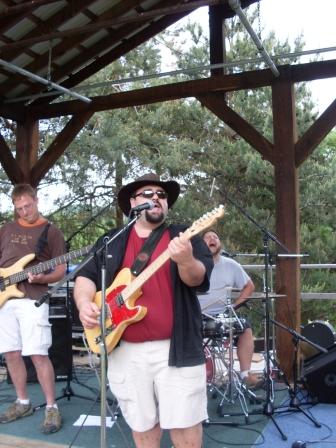 Rocking the bolero hat like Bob in the 90's