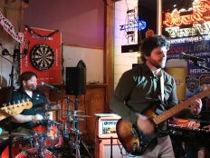 Crushed our Debut at the Parkside in Pearl River
