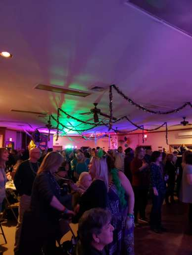 MArdi Gras in Full Swing 2019
